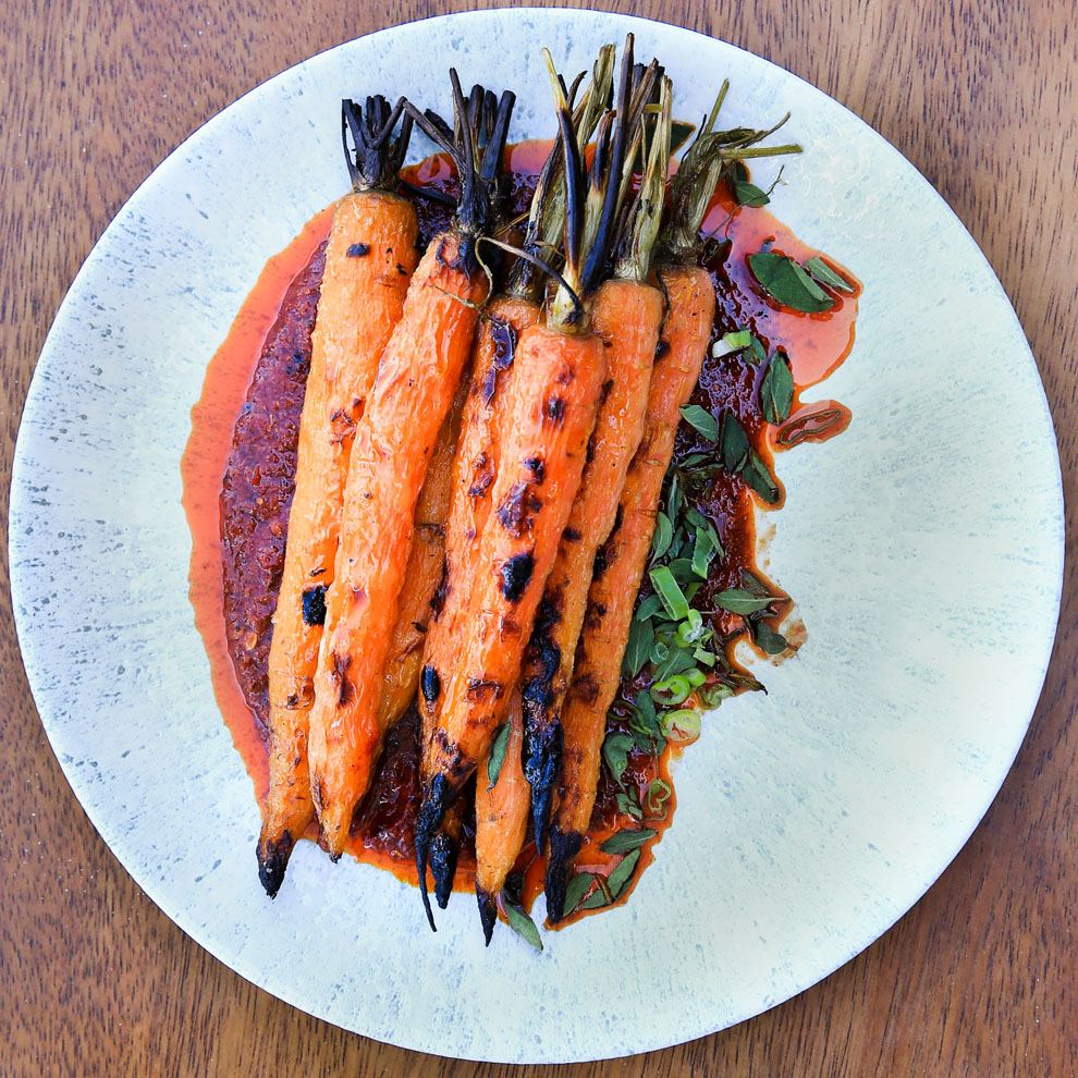 Joia Beach Carrots