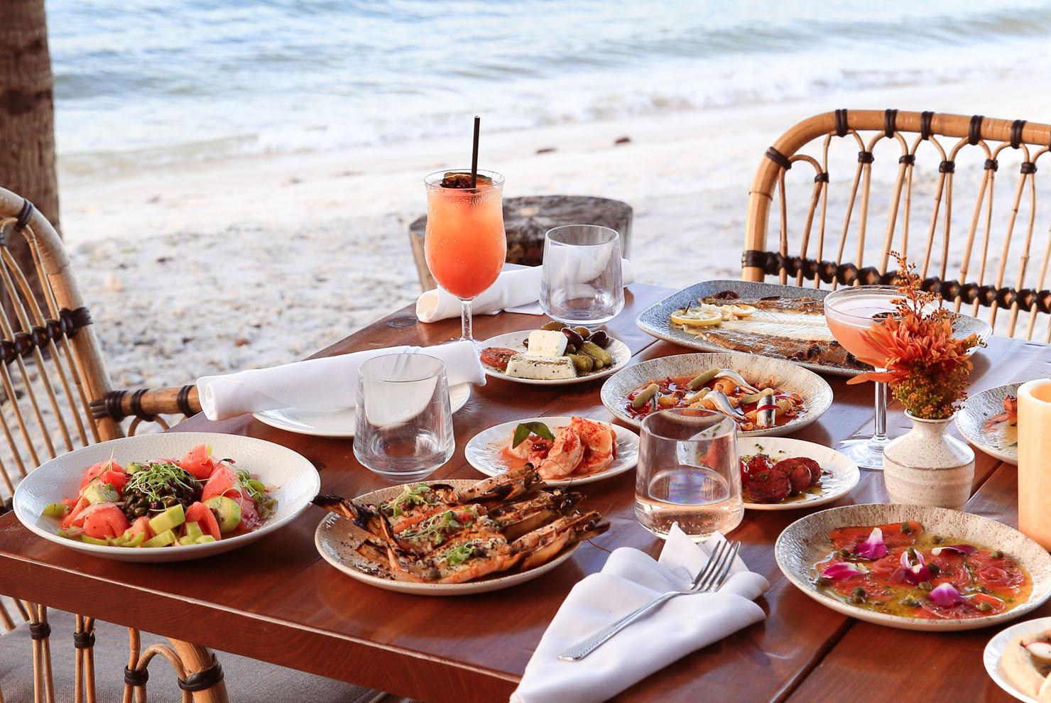 Joia Beach Joia Feast