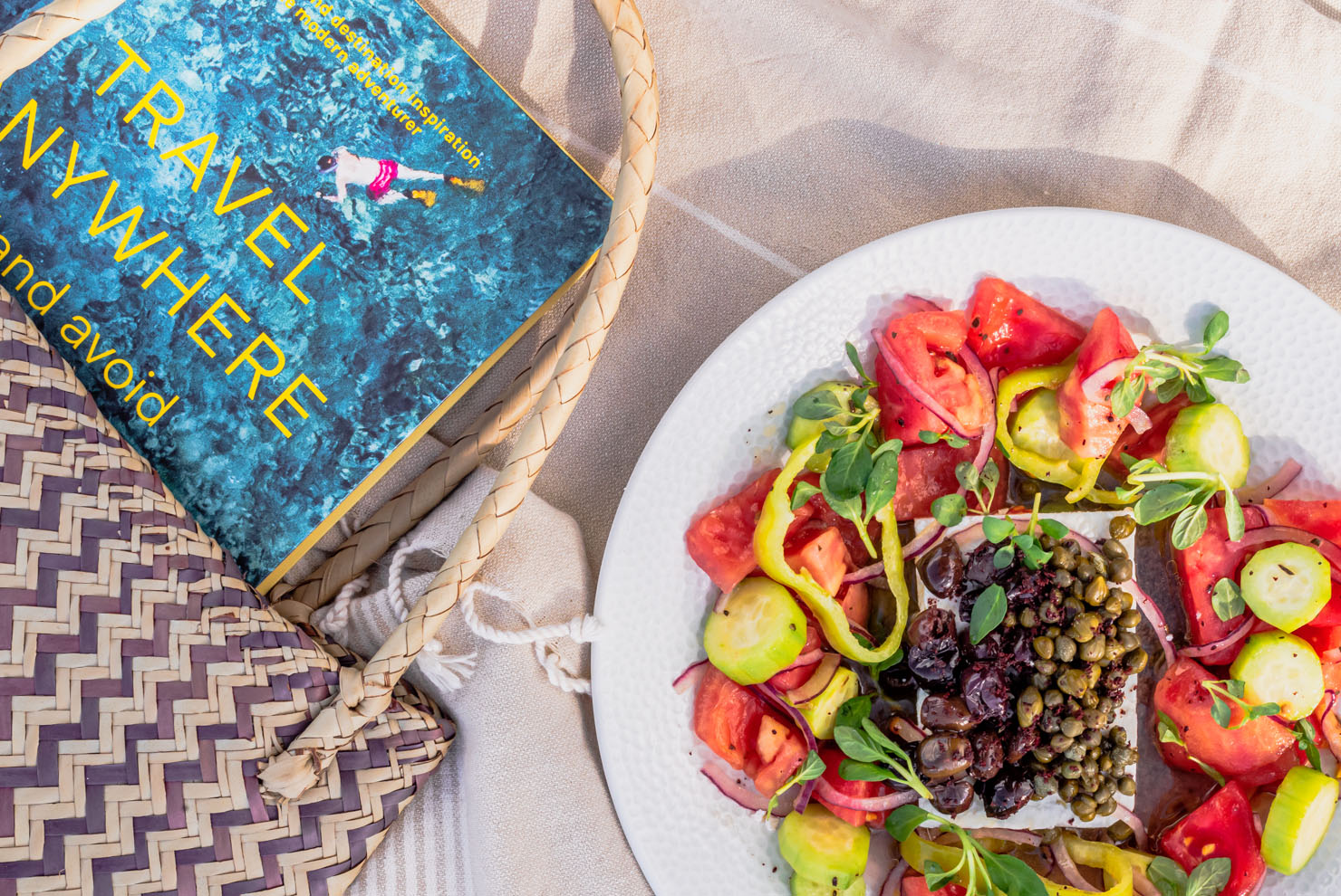 Joia Beach Greek Salad