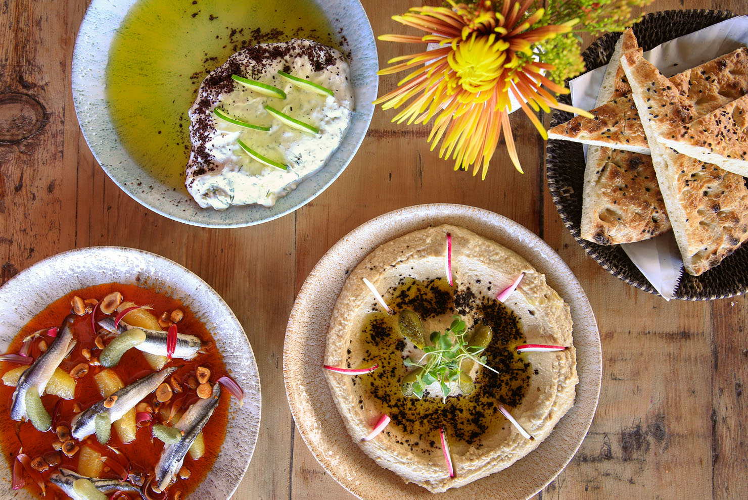 Joia Beach Small Plates