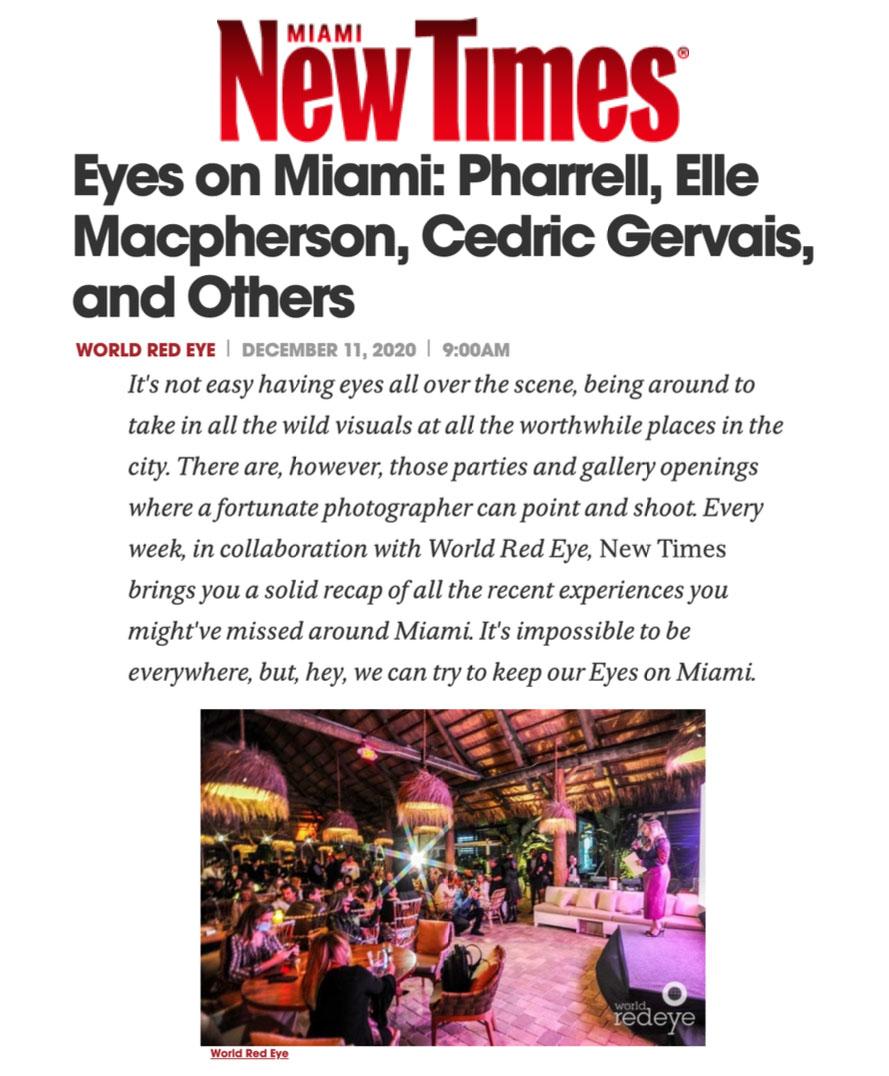Miami New Times